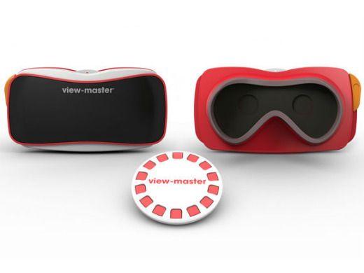view master mattel oculus rift realidade virtual