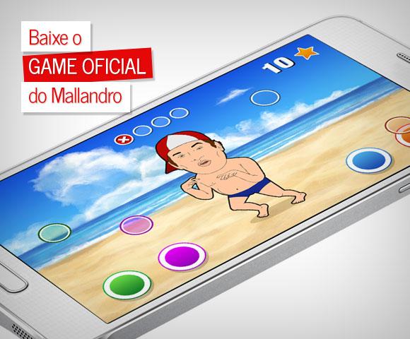 sergio mallandro game oficial android iphone ipad ios
