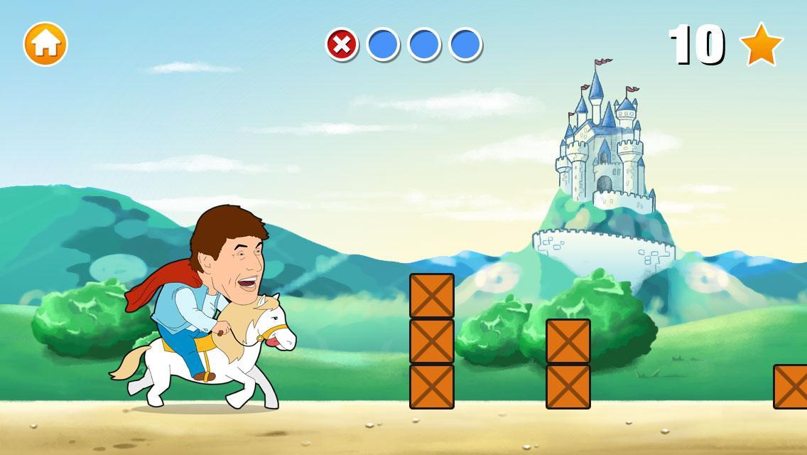 game oficial sergio mallandro androi ios 2