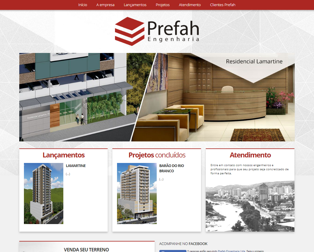layout Prefah - Rian Design