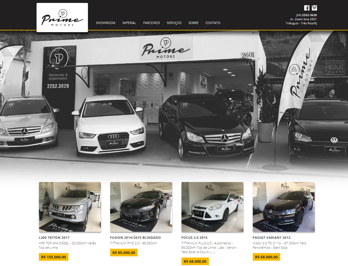 Prime Motors - Rian Design